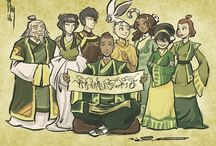 Avatar: The Last Airbender / by Taryn Roberts