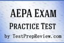 AEPA Exam Study Resources / A collection of AEPA  test study aids to help prepare for the AEPA test. Practice questions, flashcards, and a study guide that can help on the test. / by Test Prep Review