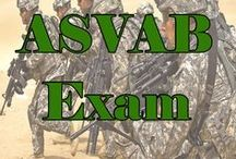 ASVAB Exam Study Resources / A collection of ASVAB test study aids to help you prepare for the ASVAB test. Practice questions, flashcards, and a study guide that can help on the test. / by Test Prep Review