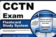 CCTN Test Study Resources / A collection of CCTN test study aids to help you prepare for the CCTN test. Practice questions, flashcards, and a study guide that can help on the test. / by Test Prep Review