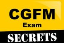CGFM Test Study Resources / A collection of CGFM test study aids to help you prepare for the CGFM test. Practice questions, flashcards, and a study guide that can help on the test. / by Test Prep Review - Free Practice Tests