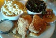Cajun/Creole and Soul Food Restaurants / Cajun/Creole and Soul Food / by Let's eat with Alicia