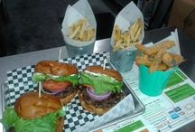 Burger Restaurants / Best Burgers in Town / by Let's eat with Alicia