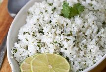 Rice Dish Recipes / Rice Dishes