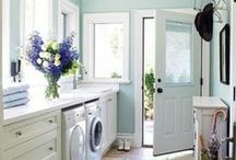 The Laundry Room / The KBtribechat community weighs in with design tips and ideas!