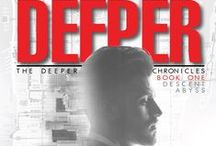 Deeper (Book One of The Deeper Chronicles) / Amazon -> http://amzn.to/1fO4Xrg  iBooks -> http://apple.co/1KYhZy6 Kobo -> http://bit.ly/1L1CNob  Nook -> http://bit.ly/1DWTvlj Google Play -> http://bit.ly/1DP9v8R