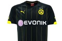 Bundesliga / At Soccer Box we stock a range of clothes from the German Professional League!