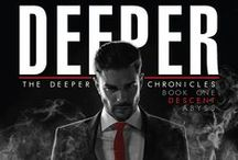 Deeper: Descent (Book Two of The Deeper Chronicles) / Add to your TBR --> http://bit.ly/1LqQrp1