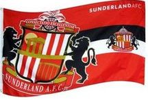 Sunderland FC Merchandise / A selection of Sunderland's FC merchandise available on Soccer Box. These accessories are a great way to show your teams pride in everyday activities.