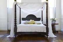 Four Poster Beds / The classic look of a four poster bed brings grandeur to the bedroom and Simon Horn's designs are a perfect match to any interior style, modern or traditional