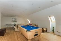 Cinema Room or Games Room or Both / Homes with a Cinema room and / or games room