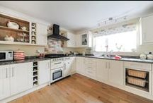 Kitchen Ideas / Homes with great kitchens.
