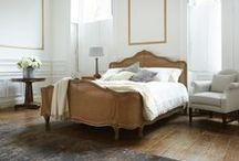 Caned Beds / Simon Horn's classic handmade caned beds are perennial favourites. Inspired by classic period French designs, they are available in custom colours and finishes