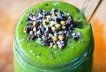 (Green) Smoothies