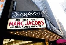 FASHION: In Film / Marc Jacobs and the Ziegfeld Follies!