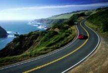 TRAVEL: Dramatic Drives - Pacific Coast Highway / An unbelievably beautiful stretch of road...