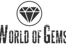 World of Gems / DE: Schach, Schmuck, Kelche, Patina, Zinn EN: Chess, Jewelry, Goblets, Patina, Tin