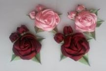 flowers from fabric, hairpins for hair / цветы из ткани, заколки для волос, цветы для волос / flowers from fabric, hairpins for hair, flowers for hair / цветы из ткани, заколки для волос, цветы для волос