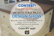 Arch Digest Design Show 2016 / A group board to share our product finds and show experiences.