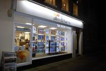 Allen and Harris Estate Agents / All the Allen and Harris branches listed.