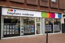 Bagshaws Residential Estate Agents / All the Bagshaws Residential branches listed.