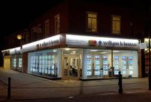 William H Brown Estate Agents / All the William H Brown branches listed.