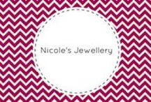 Nicoles Jewellery / #Nicolesjewellery #handcraftedjewellery #etsyaustralia #etsystore #etsyseller #etsyau #NewDesigns