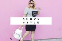 Curvy Style / You can be fabulous and look amazing at any size!