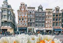 Summer in Amsterdam