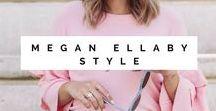 Megan Ellaby Style