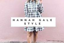 Hannah Gale Style