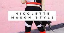 Nicolette Mason Style
