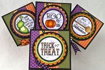 Cards_Sentimental / Sentiment theme cards made using Whimsie Doodles digital stamps