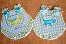 Cards_Shaped / Shaped theme cards made using Whimsie Doodles digital stamps