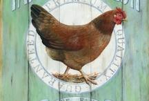 Kippen  en zo  / by eenentwee