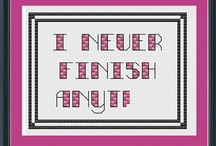 Cross Stitch Patterns / by Meredith Taylor