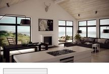 Home Ideas / Building Our House on Board at a time! / by Melanie Myers