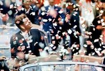 """John Fitzgerald Kennedy / Photojournalist Art Shay described John F. Kennedy as his favorite subject, he once told a reporter, """"You can't take a bad picture of that guy."""""""