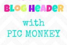 Blog Blogging Bloggers / by Jeanie Vela