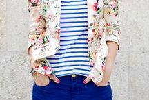 Fashion Inspiration - Spring