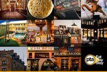 EatPlayStay / PTA (PlanesTrains+Automobiles) contributors report on the best places to explore within cities around the world.  thepta.com/eps