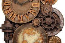 Compass, clocks and cameras