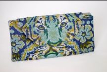 Double Clutched Fashion / Handmade clutches, purses, wallets, and style accessories