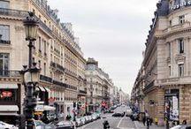 PARIS / Paris, ses rues et ses secrets   #paris #parisienne #parisstreet #cityoflove #architecture