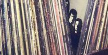 45/33 rpm , vinyl .LPs & Singles