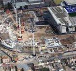 Stadium Construction - Tottenham Hotspur