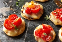 PARTY FOOD / bite sized party food ideas
