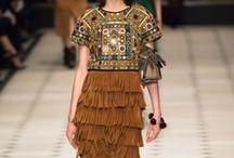 FALL RUNWAY / Fall Fashion Trends