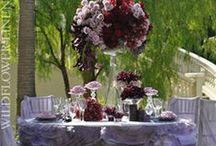 Wedding decor, center pieces and inspiration! / Everything from rustic, bohemian, luxury and DIY, it's quite comprehensive, but I hope you'll find something that spurs your imagination...or just perhaps is close to what you've been looking for!n / by JoAnne Orton