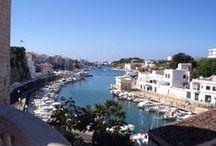 Menorca / Menorca-Web.de richtet sich an den neugierigen Besucher, der die vielfältigen Gesichter Menorcas kennenlernen möchte.